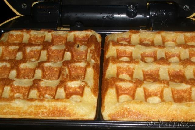 les petits plats de pat91620 gaufres croustillantes 224 la bi 232 re
